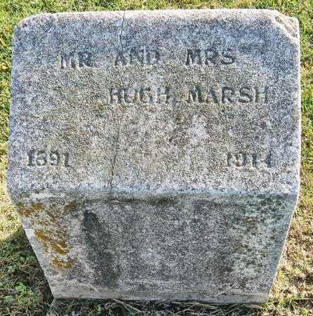 MARSH, ELIZABETH JANE - Taylor County, Iowa   ELIZABETH JANE MARSH