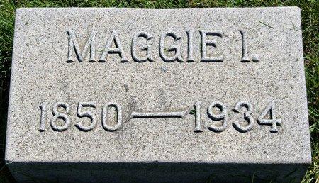 MARSH, MARGARET IRENE