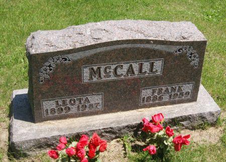 JENKINS MCCALL, LEOTA - Taylor County, Iowa | LEOTA JENKINS MCCALL