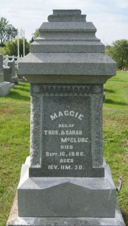 MCCLURE, MARGARET