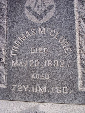 MCCLURE, THOMAS - Taylor County, Iowa | THOMAS MCCLURE