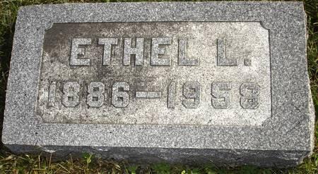 ELLIS MCCORMICK, ETHEL LEOLA - Taylor County, Iowa | ETHEL LEOLA ELLIS MCCORMICK
