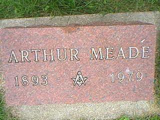 MCINTYRE, ARTHUR MEADE - Taylor County, Iowa | ARTHUR MEADE MCINTYRE