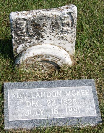 LANDON MCKEE, AMY - Taylor County, Iowa | AMY LANDON MCKEE
