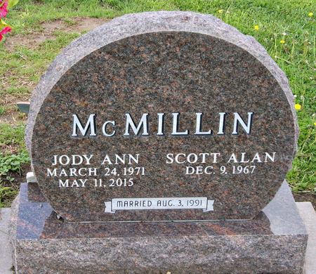 MCMILLIN, JODY ANN - Taylor County, Iowa   JODY ANN MCMILLIN