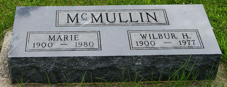 MCMULLIN, MARY MARIE - Taylor County, Iowa | MARY MARIE MCMULLIN