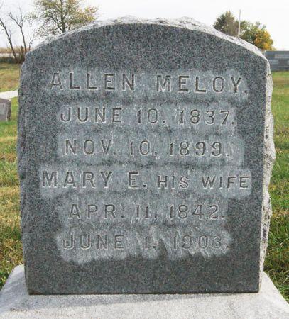 MELOY, ALLEN - Taylor County, Iowa | ALLEN MELOY
