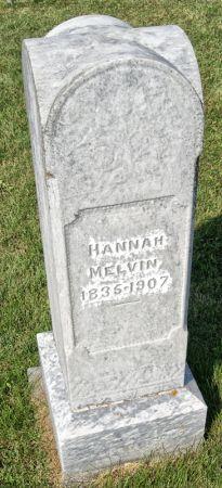 MELVIN, HANNAH - Taylor County, Iowa | HANNAH MELVIN
