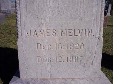 MELVIN, JAMES - Taylor County, Iowa | JAMES MELVIN