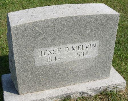 MELVIN, JESSE DELANEY - Taylor County, Iowa | JESSE DELANEY MELVIN