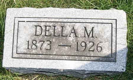 MILLER, DELLA MAY - Taylor County, Iowa   DELLA MAY MILLER