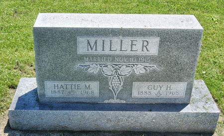 CONNER MILLER, HATTIE MAE - Taylor County, Iowa | HATTIE MAE CONNER MILLER