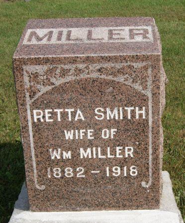 SMITH MILLER, LORETTA