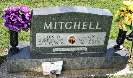 RIDNOUR MITCHELL, LOIS DARLENE - Taylor County, Iowa | LOIS DARLENE RIDNOUR MITCHELL