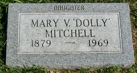 MITCHELL, MARY VIRGINIA