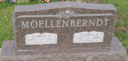 MOELLENBERNDT, ELMER EDWARD - Taylor County, Iowa   ELMER EDWARD MOELLENBERNDT