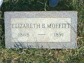 MOFFITT, ELIZABETH B. - Taylor County, Iowa | ELIZABETH B. MOFFITT