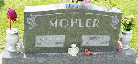 CULLEN MOHLER, MONICA LEONA - Taylor County, Iowa   MONICA LEONA CULLEN MOHLER