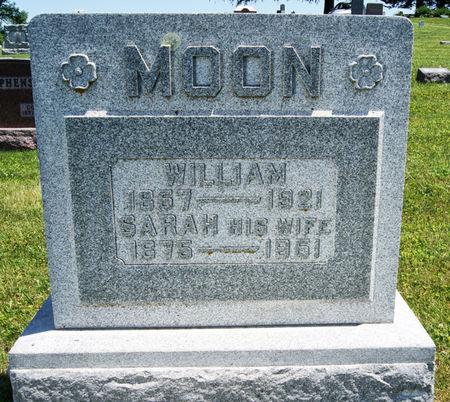 BESON MOON, SARAH LORENE - Taylor County, Iowa   SARAH LORENE BESON MOON