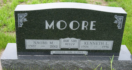 MOORE, KENNETH LAVERNE - Taylor County, Iowa   KENNETH LAVERNE MOORE