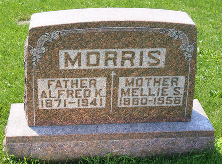 MORRIS, ALFRED KENDALL