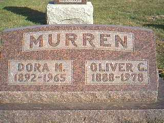 MURREN, OLIVER G. - Taylor County, Iowa | OLIVER G. MURREN
