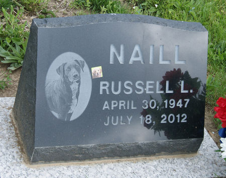 NAILL, RUSSELL LEWIS - Taylor County, Iowa   RUSSELL LEWIS NAILL