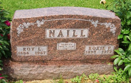 NAILL, ROY LEWIS - Taylor County, Iowa | ROY LEWIS NAILL