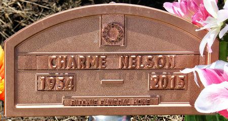 NELSON, CHARME SUSAN - Taylor County, Iowa | CHARME SUSAN NELSON