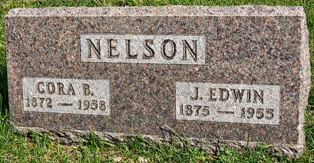 NELSON, CORA BELLE - Taylor County, Iowa   CORA BELLE NELSON