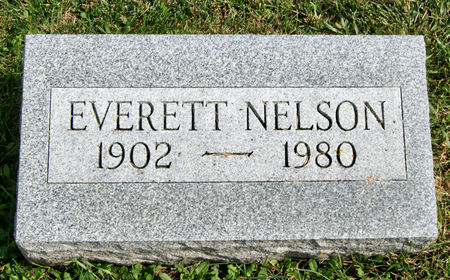 NELSON, EVERETT - Taylor County, Iowa | EVERETT NELSON