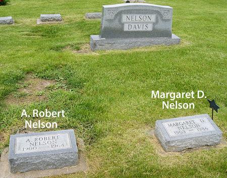 NELSON, FAMILY PLOT OF ALEX ROBERT - Taylor County, Iowa | FAMILY PLOT OF ALEX ROBERT NELSON