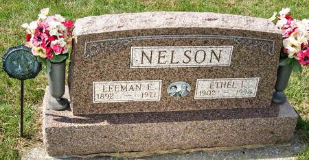 NELSON, ETHEL LENA - Taylor County, Iowa | ETHEL LENA NELSON