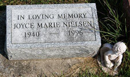 NIELSEN, JOYCE MARIE - Taylor County, Iowa | JOYCE MARIE NIELSEN