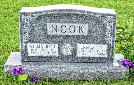 NOOK, WILMA ELIZABETH - Taylor County, Iowa | WILMA ELIZABETH NOOK