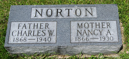 WALKER NORTON, NANCY ANN - Taylor County, Iowa | NANCY ANN WALKER NORTON
