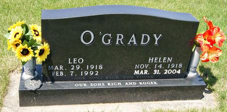 O'GRADY, HELEN JANE - Taylor County, Iowa | HELEN JANE O'GRADY