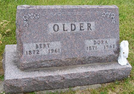 OLDER, ALBERT FREDRICK