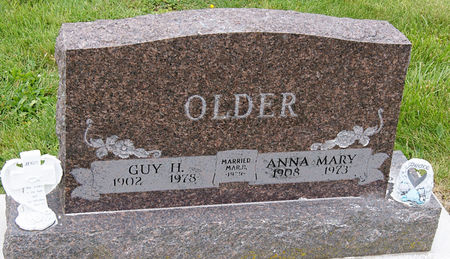 OLDER, GUY HAROLD - Taylor County, Iowa | GUY HAROLD OLDER