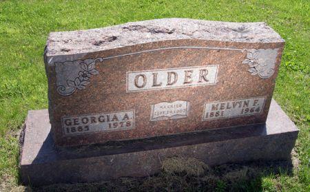 OLDER, GEORGIA A. - Taylor County, Iowa   GEORGIA A. OLDER