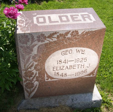 OLDER, GEORGE WILLIAM - Taylor County, Iowa | GEORGE WILLIAM OLDER