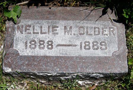 OLDER, NELLIE MABEL - Taylor County, Iowa | NELLIE MABEL OLDER