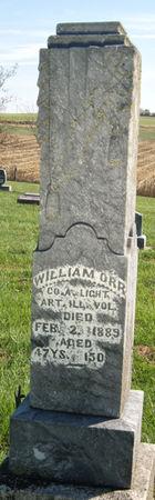 ORR, WILLIAM BOYD - Taylor County, Iowa | WILLIAM BOYD ORR