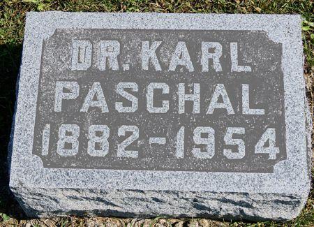 PASCHAL, KARL BEAN - Taylor County, Iowa | KARL BEAN PASCHAL