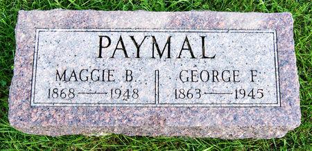 GRAZIER, GEORGE FRANCIS - Taylor County, Iowa | GEORGE FRANCIS GRAZIER