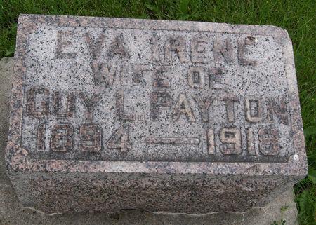 GRIFFITH PAYTON, EVA IRENE - Taylor County, Iowa | EVA IRENE GRIFFITH PAYTON