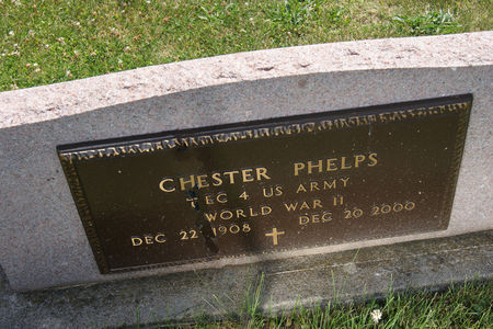PHELPS, CHESTER SYLVESTER - Taylor County, Iowa | CHESTER SYLVESTER PHELPS