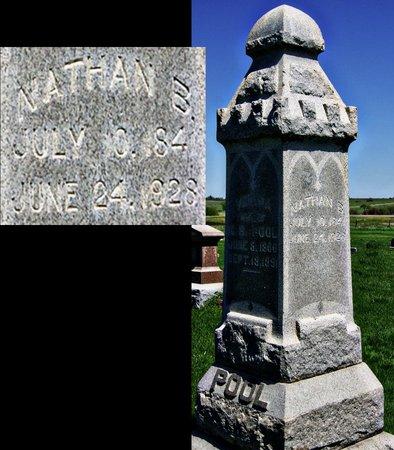 POOL, NATHAN B. - Taylor County, Iowa   NATHAN B. POOL