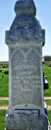 POOL, RAYMOND - Taylor County, Iowa | RAYMOND POOL