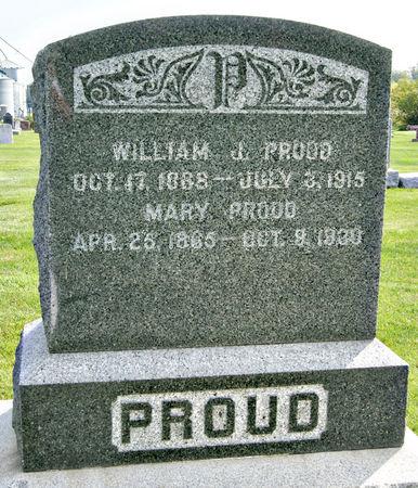 MURRAY PROUD, MARY E. - Taylor County, Iowa | MARY E. MURRAY PROUD